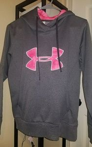 Under Armour hoodie like new